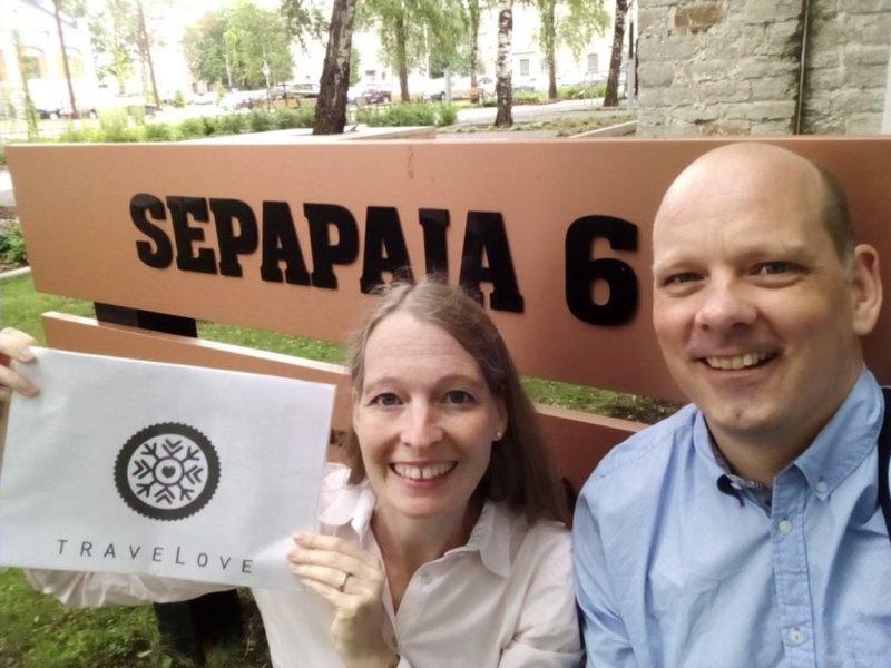 Silke und Jan grunden eine Firma in Estland