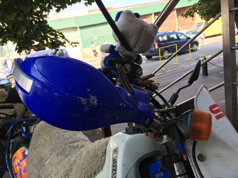 Motorrad Handschützer