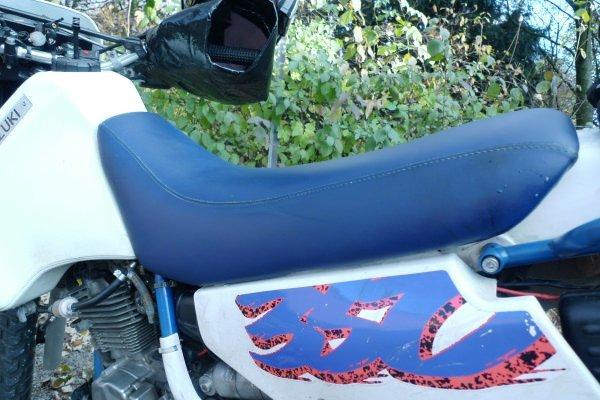 Motorrad Reisesitz