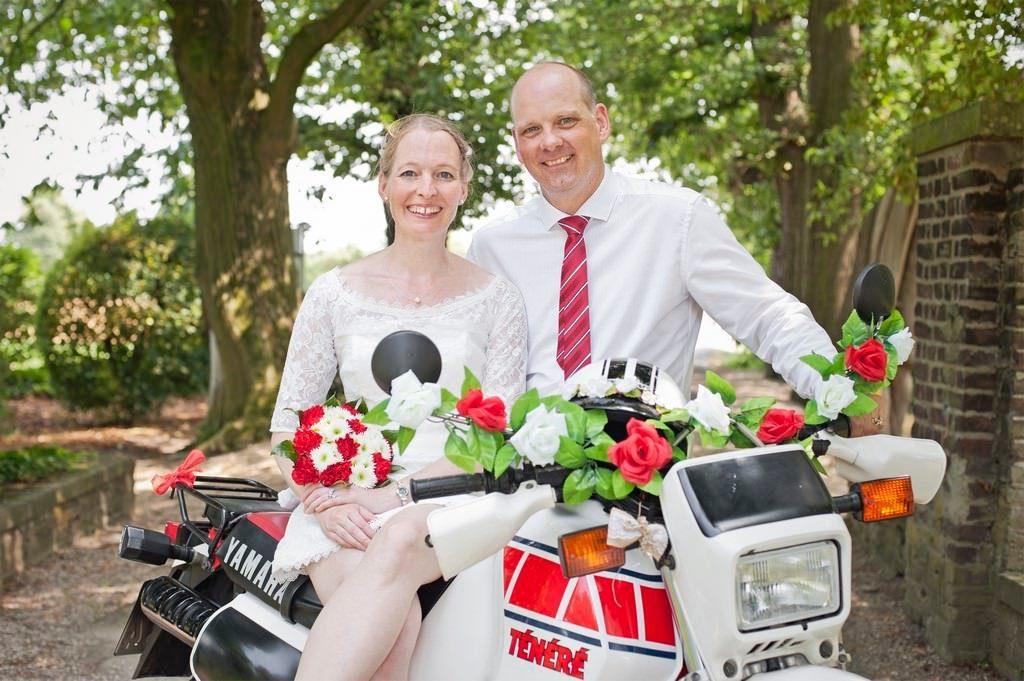 Silke und Jan Hochzeit