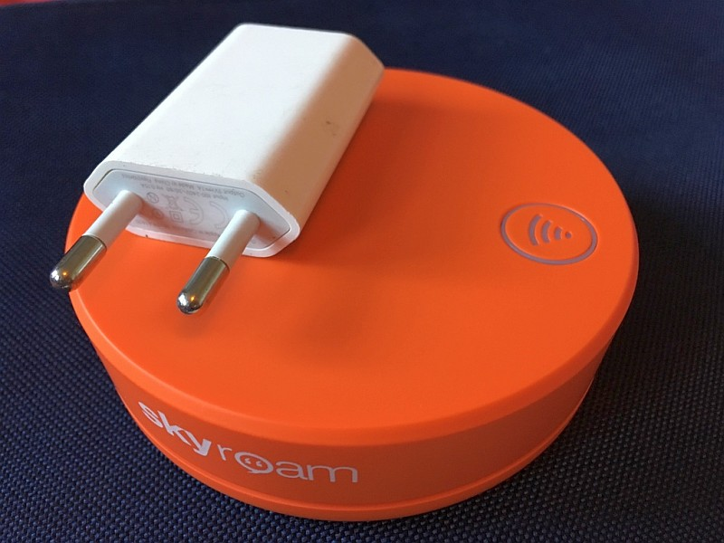 Mobiles Internet von Skyroam