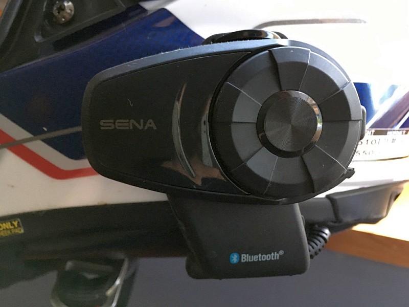 Bluetooth intercom von Marke Sena