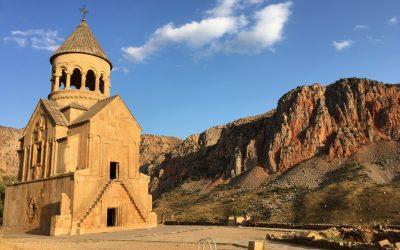 Armenien schläft noch…