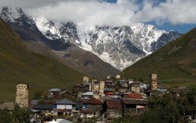 Im Land der Wehrtürme: Svaneti