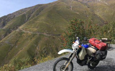 Tusheti Road: die gefährlichste Straße der Welt?