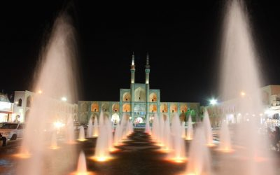 Yazd und eine magische Nacht in den Bergen