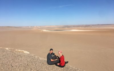 5 Tage Wüste Lut