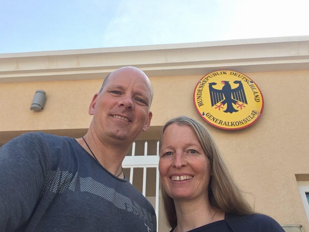 Abmeldung aus Deutschland FAQ