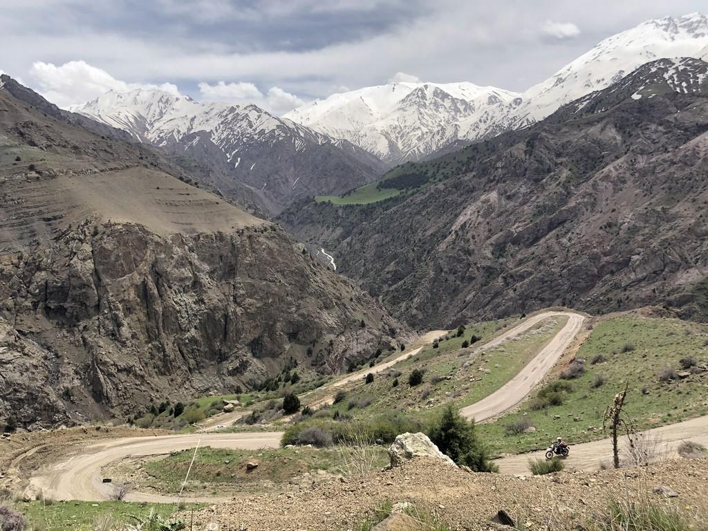 Offroad im Alamut Tal der Meuchelmörder
