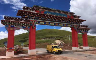 Der Osten Tibets