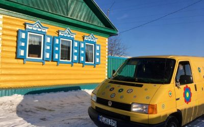Dorfleben bei den Altgläubigen in Sibirien
