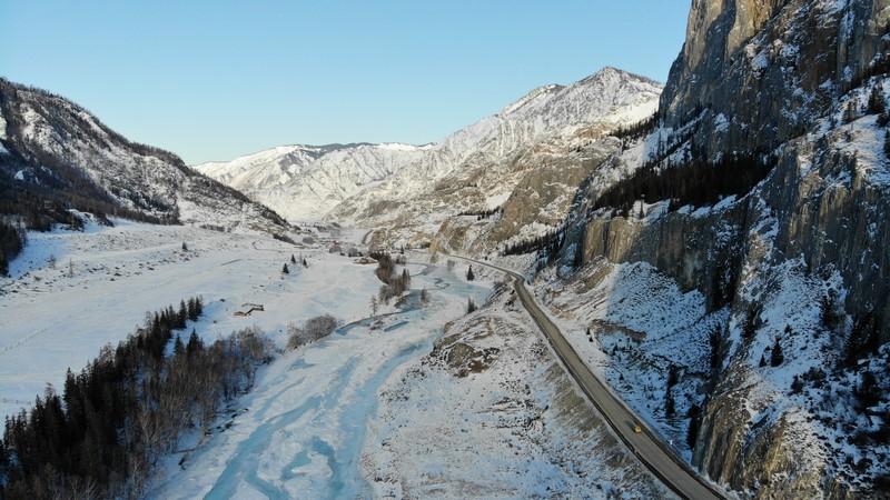 Durch den russischen Altai nach Kasachstan