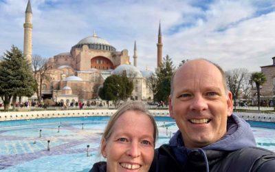 Visarun nach Istanbul