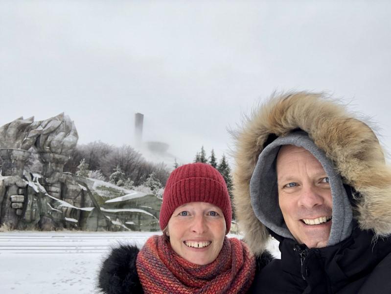Winter in Bulgarien