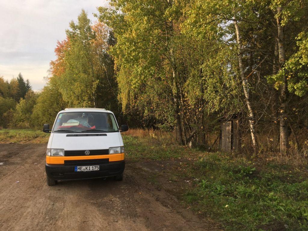 Kittymobils lange Reise in die Freiheit